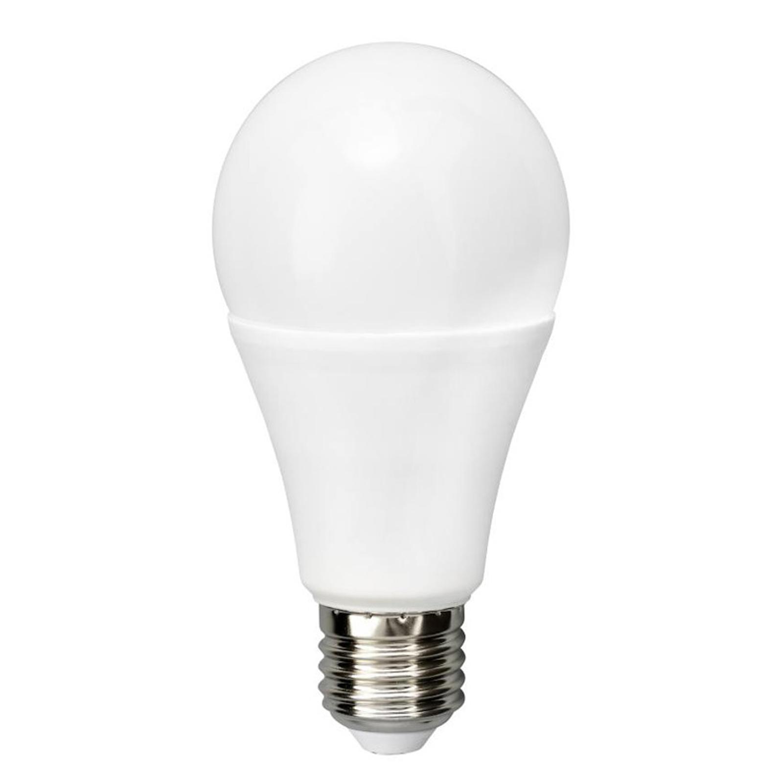 LED-lamppu E27 A65 12W 2 700 K matt