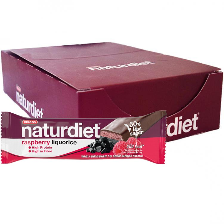 Ateriankorvikepatukat Raspberry & Liquorice 18kpl - 71% alennus