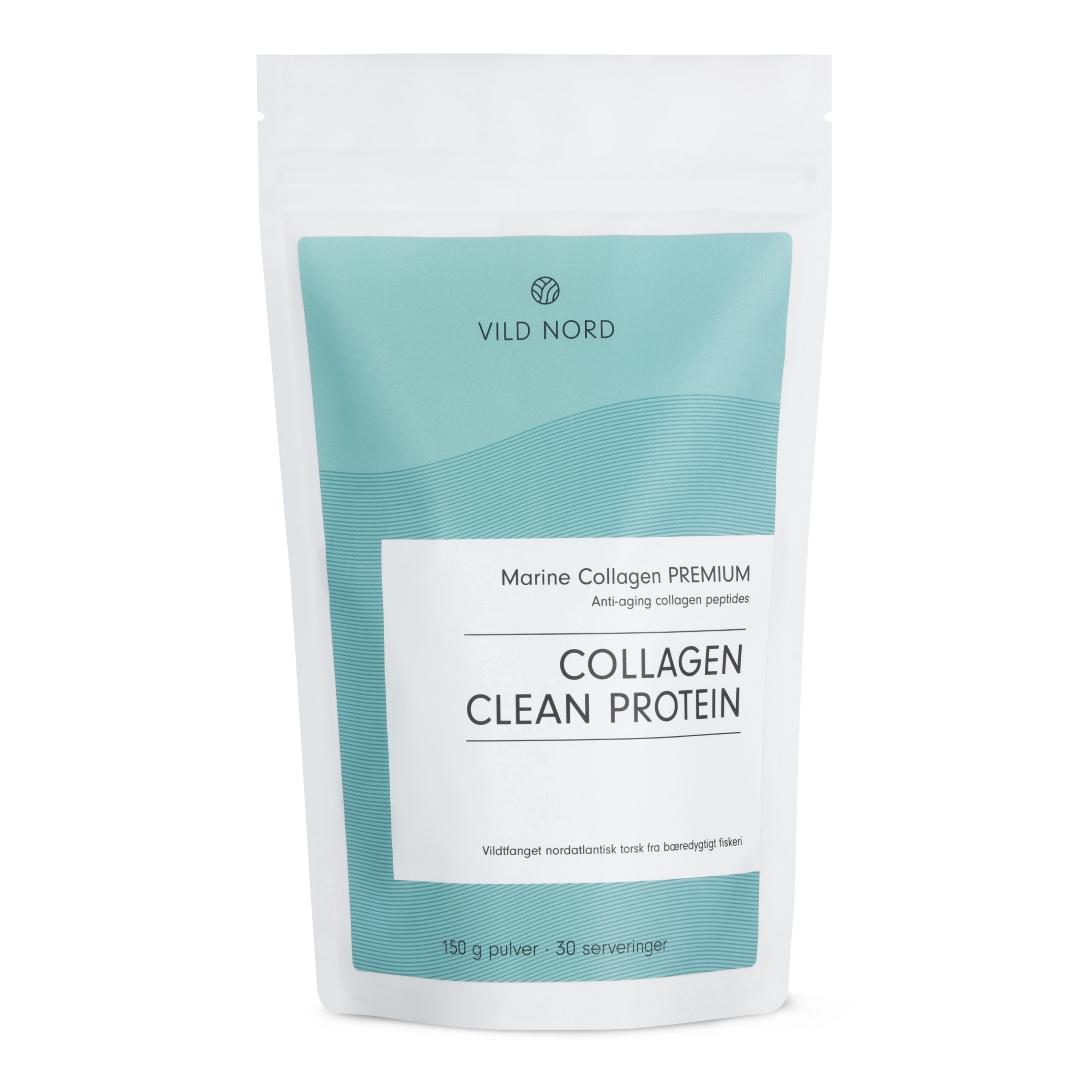 VILD NORD - Collagen CLEAN PROTEIN 150 g
