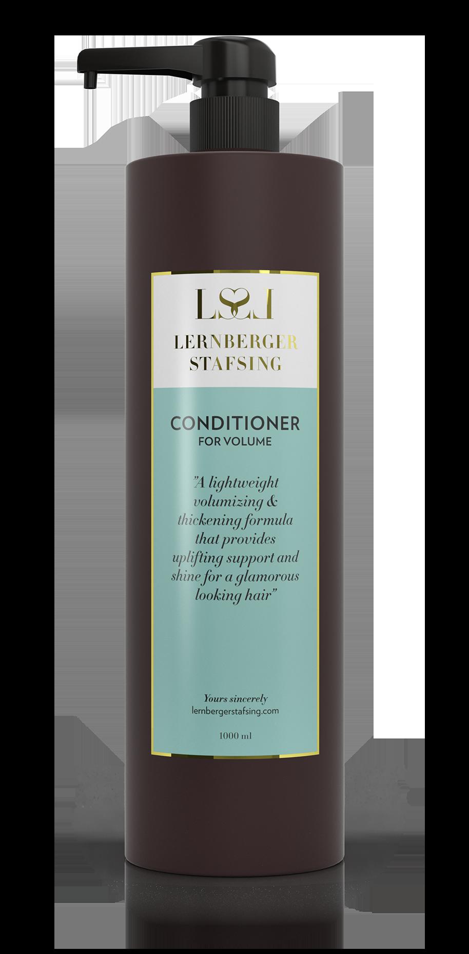Lernberger Stafsing - Conditioner For Volume w. Pump 1000 ml