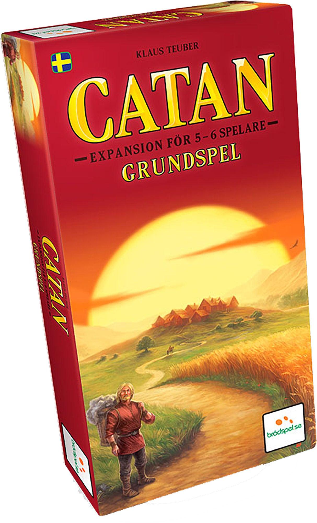 Catan 5-6 Familjespel