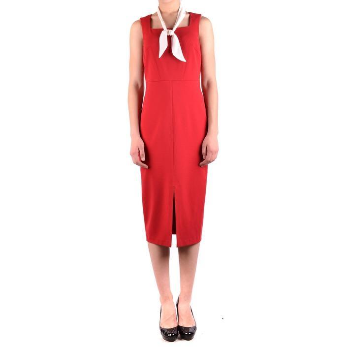 Pinko Women's Dress Red 162630 - red 42