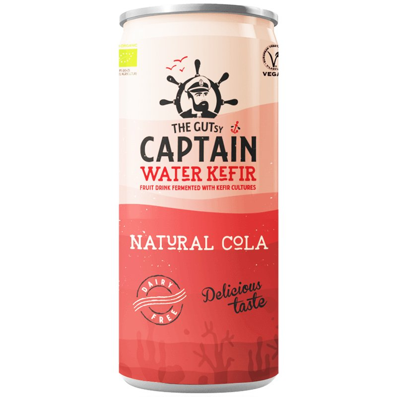 Luomu Fermentoitu Hedelmäjuoma Cola - 55% alennus