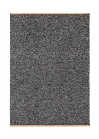 Bjørk Teppe Mørkegrå 170x240 cm