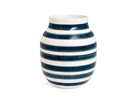 Omaggio vase Granittgrå H 20 cm