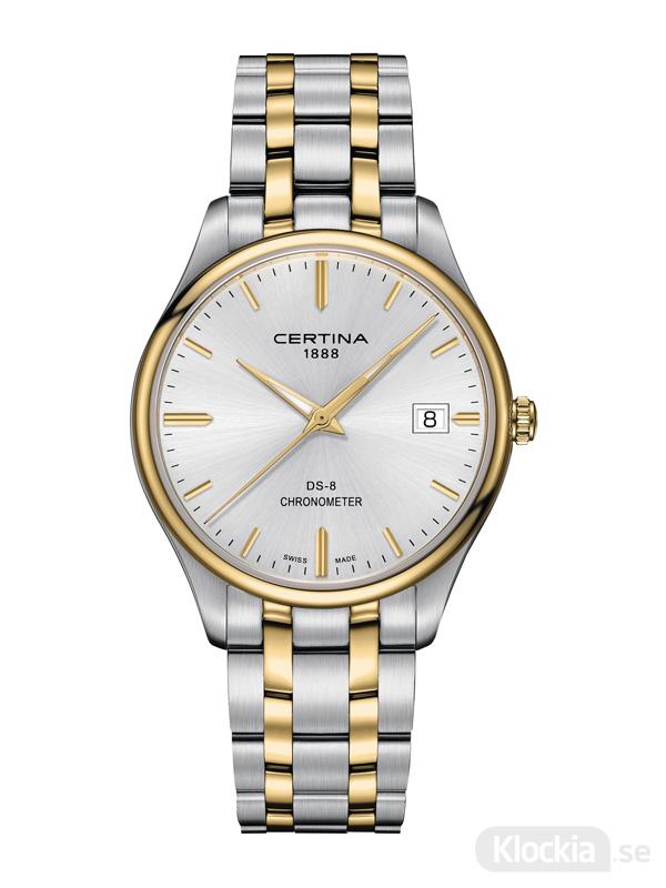 CERTINA DS-8 Chronometer C033.451.22.031.00