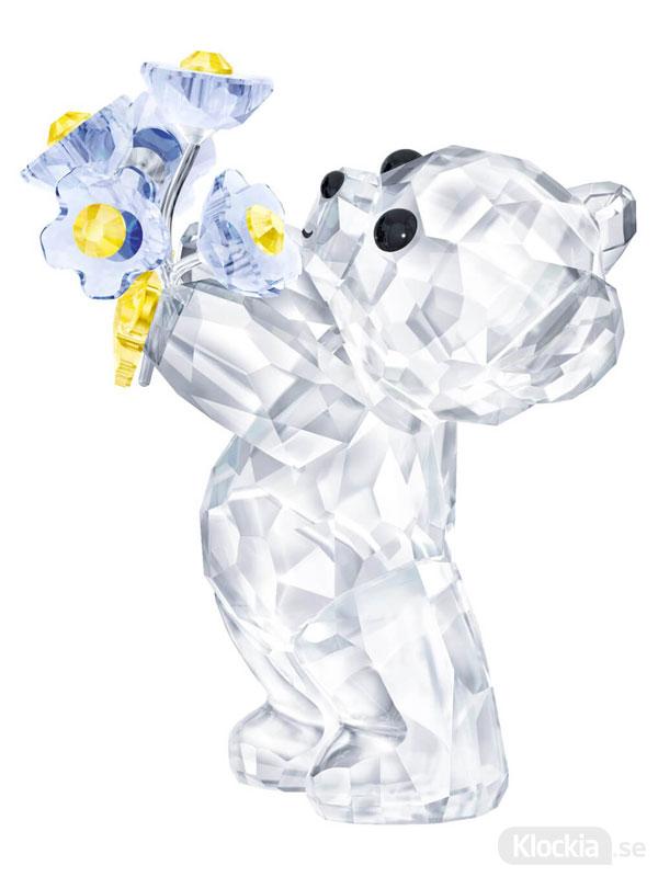 Swarovski Kris Bear - Forget Me Not 5427993