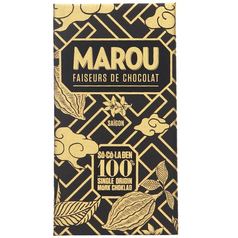 Mörk Choklad 100% - 34% rabatt