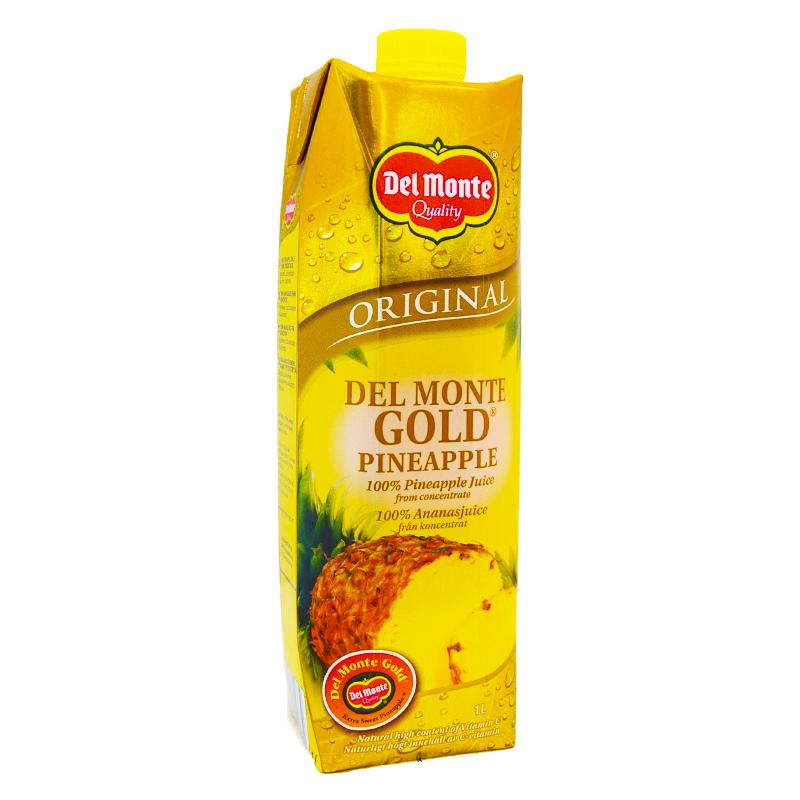 Ananasjuice 1l - 50% rabatt