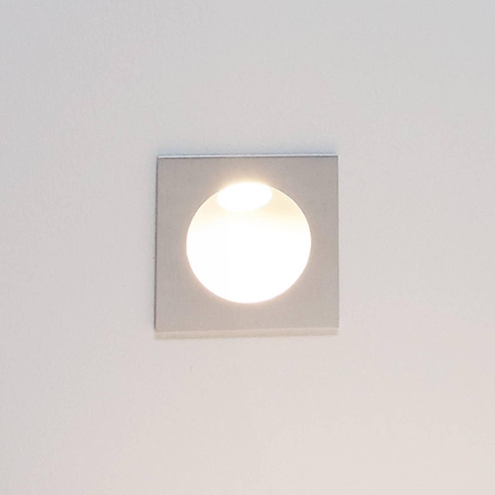 LED-seinäuppovalaisin Zarate, hopea