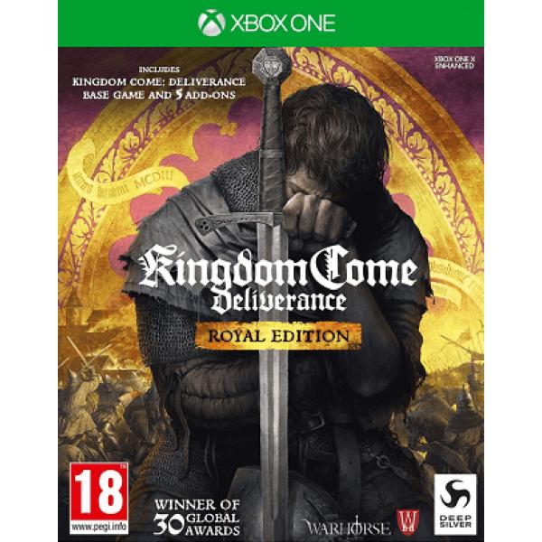 Kingdom Come: Deliverance (ITA/SPA)