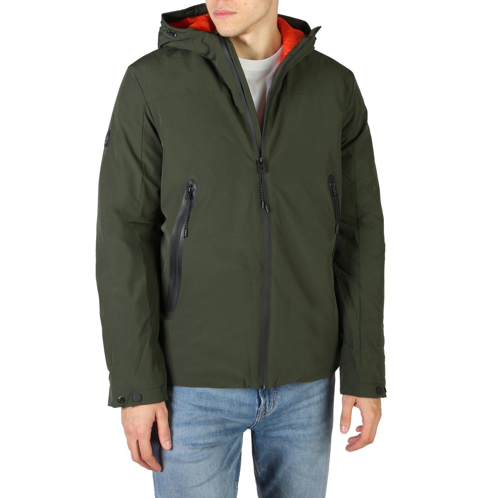 Superdry Men's Jacket Various Colours M5010317A - green S