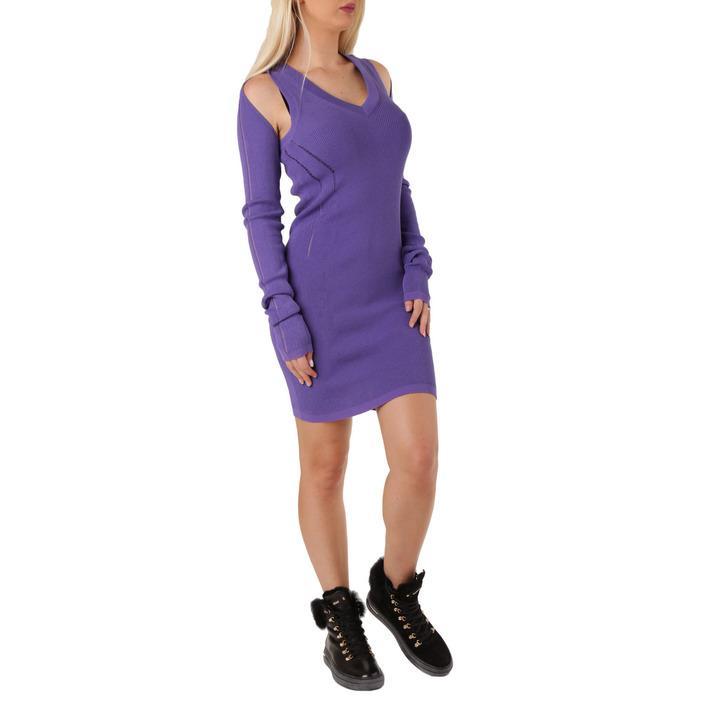 Diesel Women's Dress Various Colours 312515 - purple S