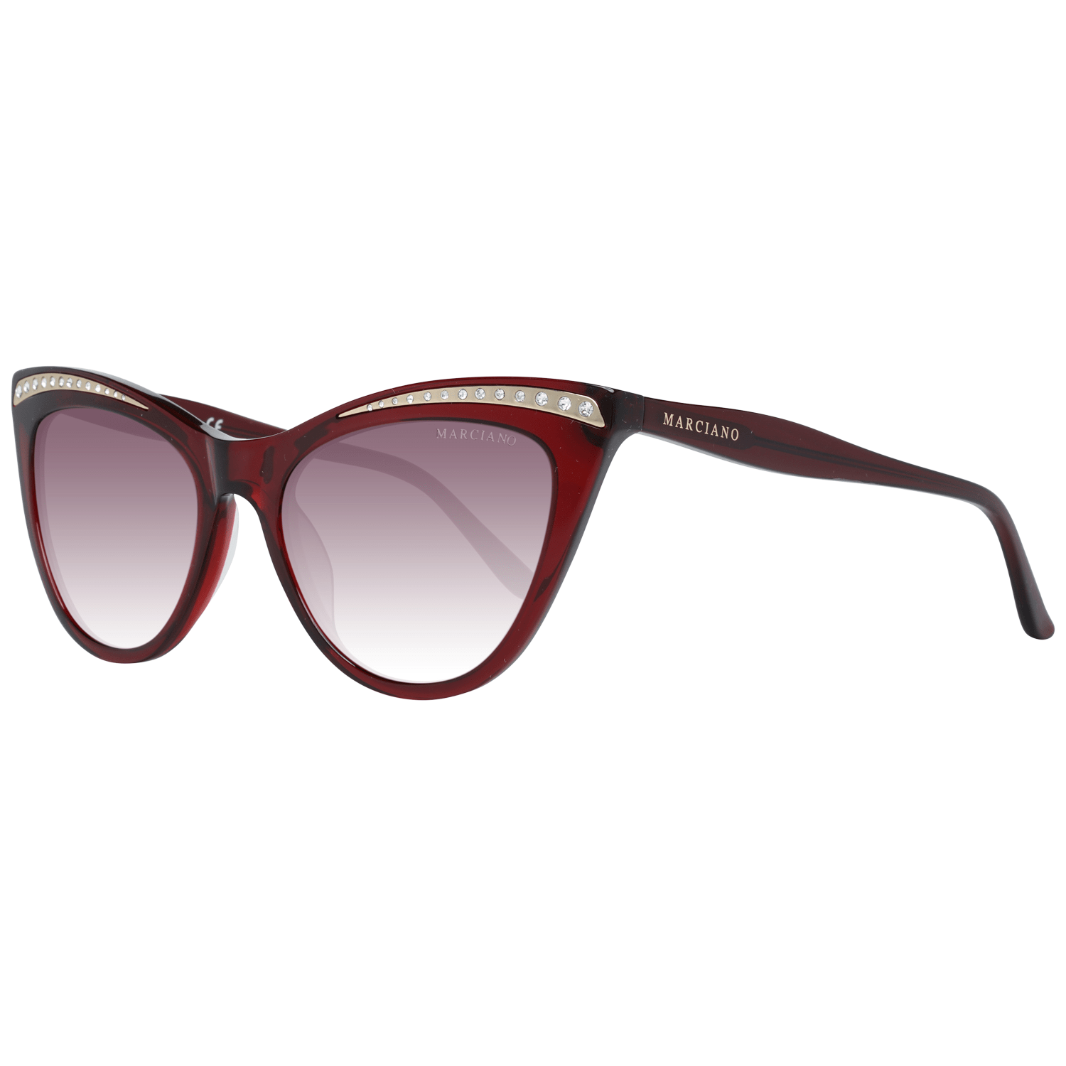 Guess By Marciano Women's Sunglasses Red GM0793 5366F
