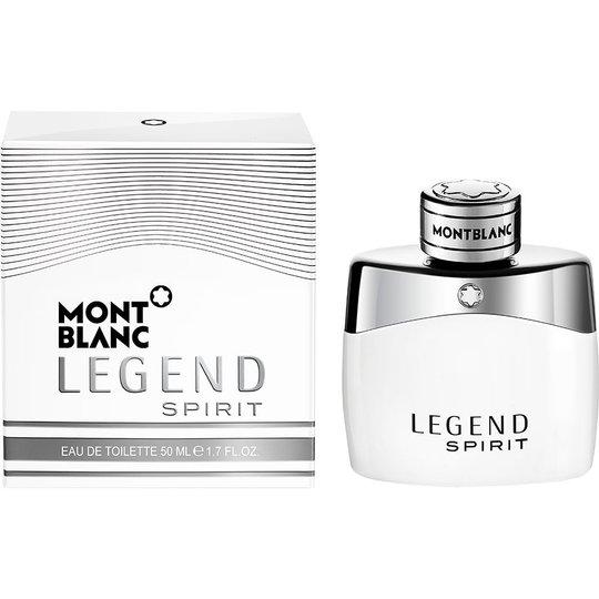 Mont Blanc Legend Spirit EdT, 50 ml Mont Blanc Hajuvedet