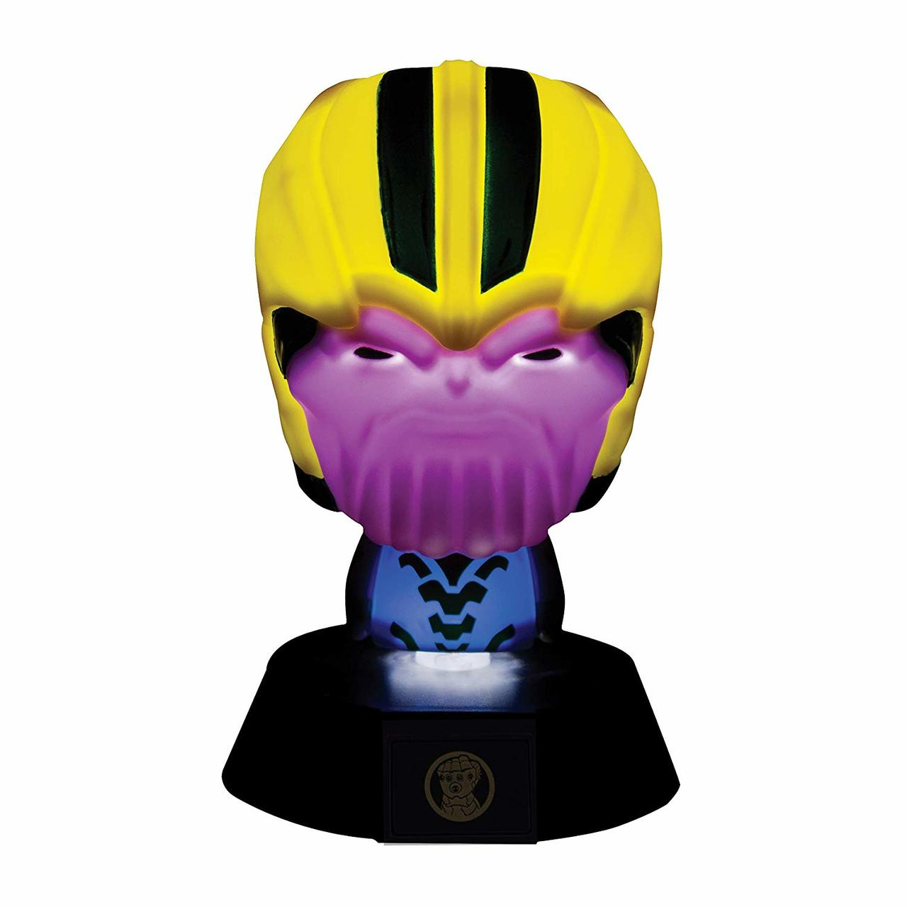 Marvel - Thanos Icon Light