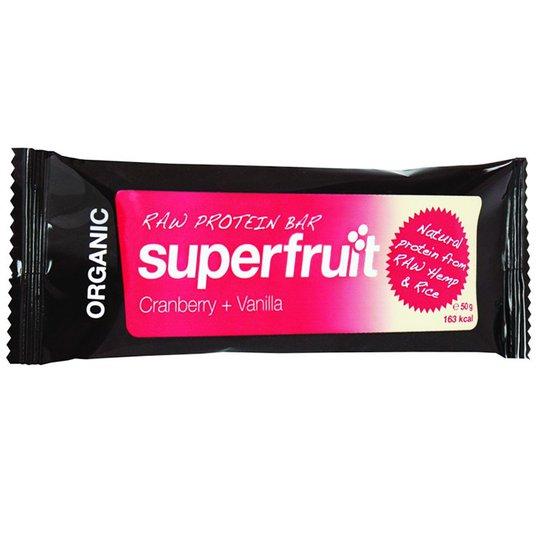 """Luomu Proteiinipatukka """"Cranberry & Vanilla"""" 50g - 57% alennus"""