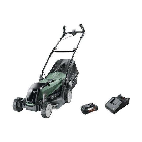 Bosch DIY Easy Rotak 36-550 Ruohonleikkuri 4,0Ah akulla ja laturilla