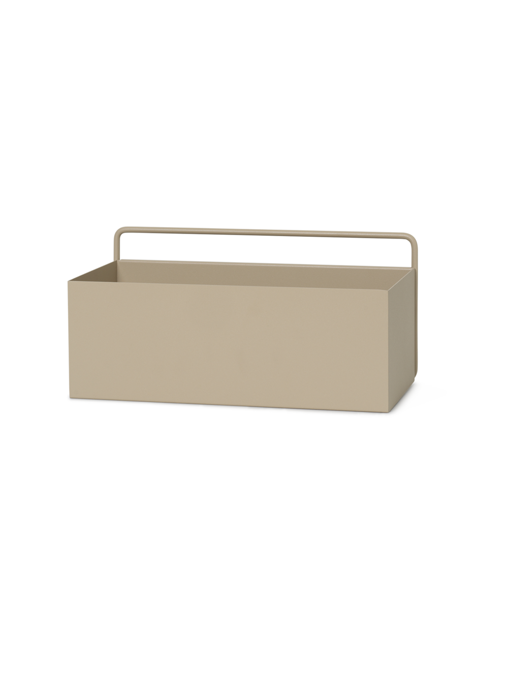 Ferm Living - Wall Box Regtangle - Cashmere (100540693)
