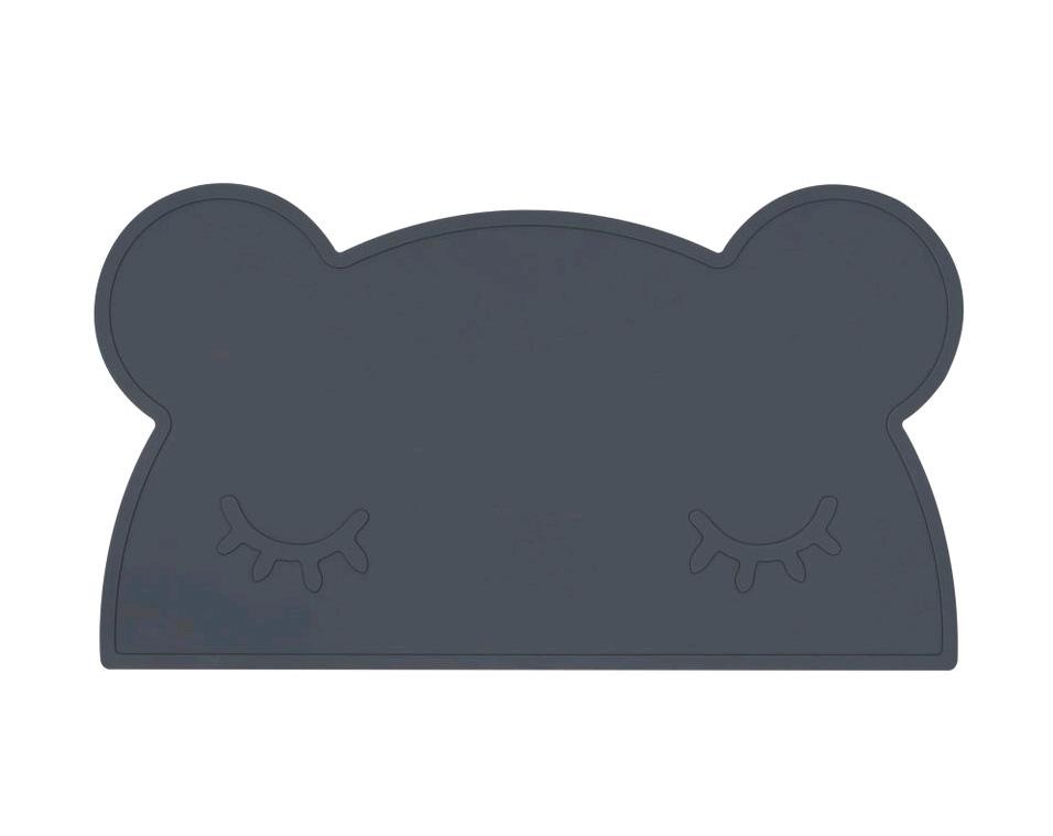 We Might Be Tiny - Bear Placie, Charcoal