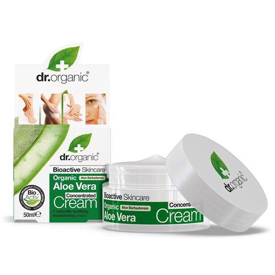 Dr. Organic Aloe Vera Concentrated Cream, 50 ml