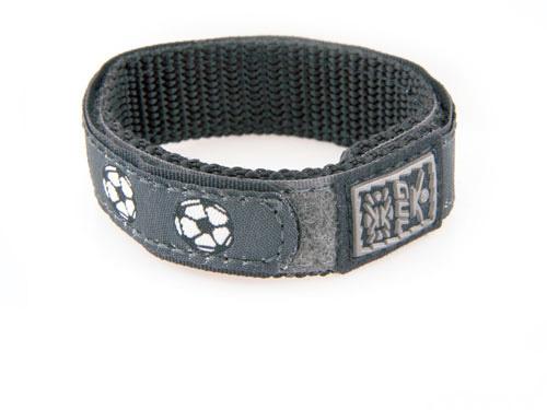 GUL Velcro Football Grey 16mm 443001