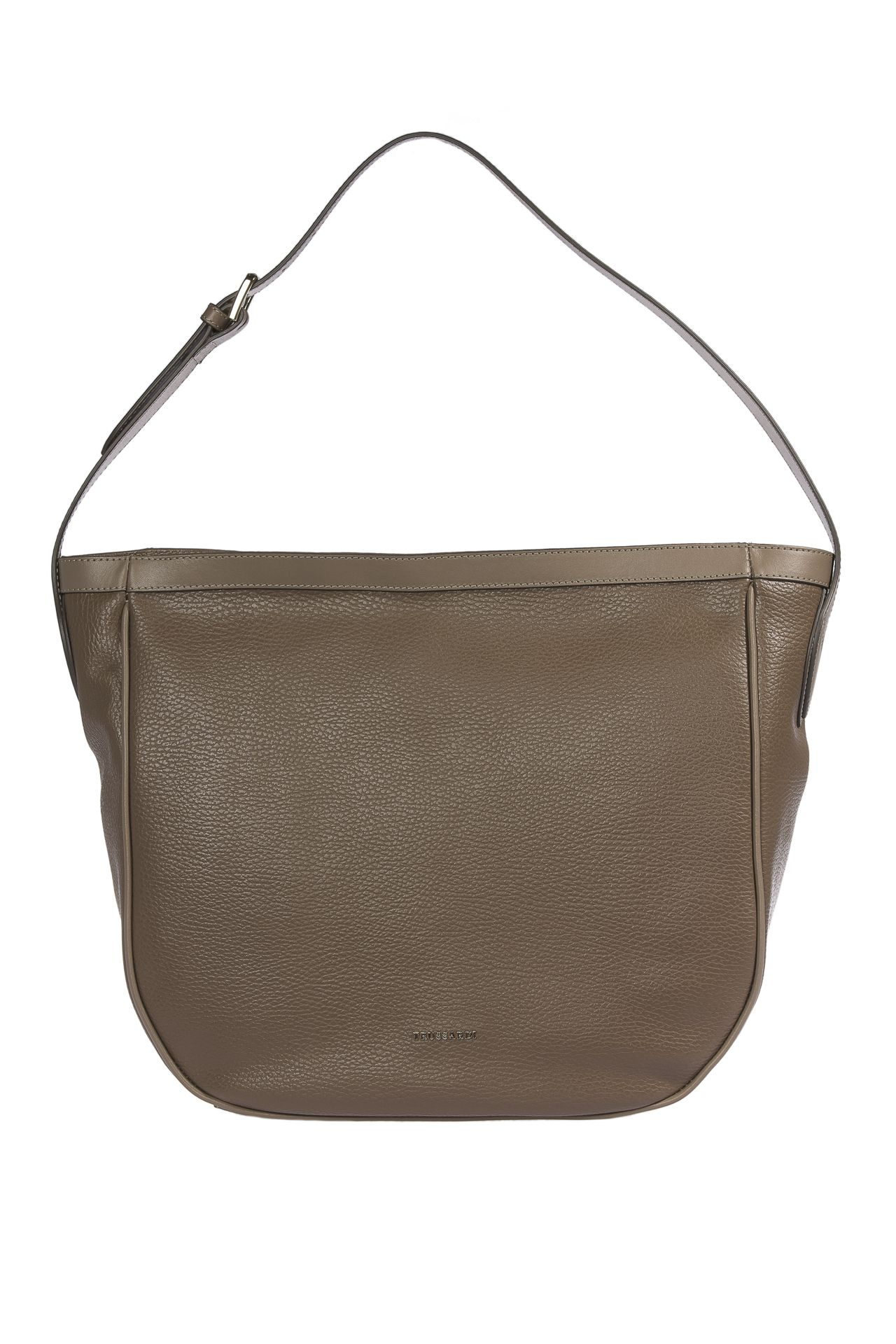 Trussardi Women's Shoulder Bag Beige 1DB517_04Beige