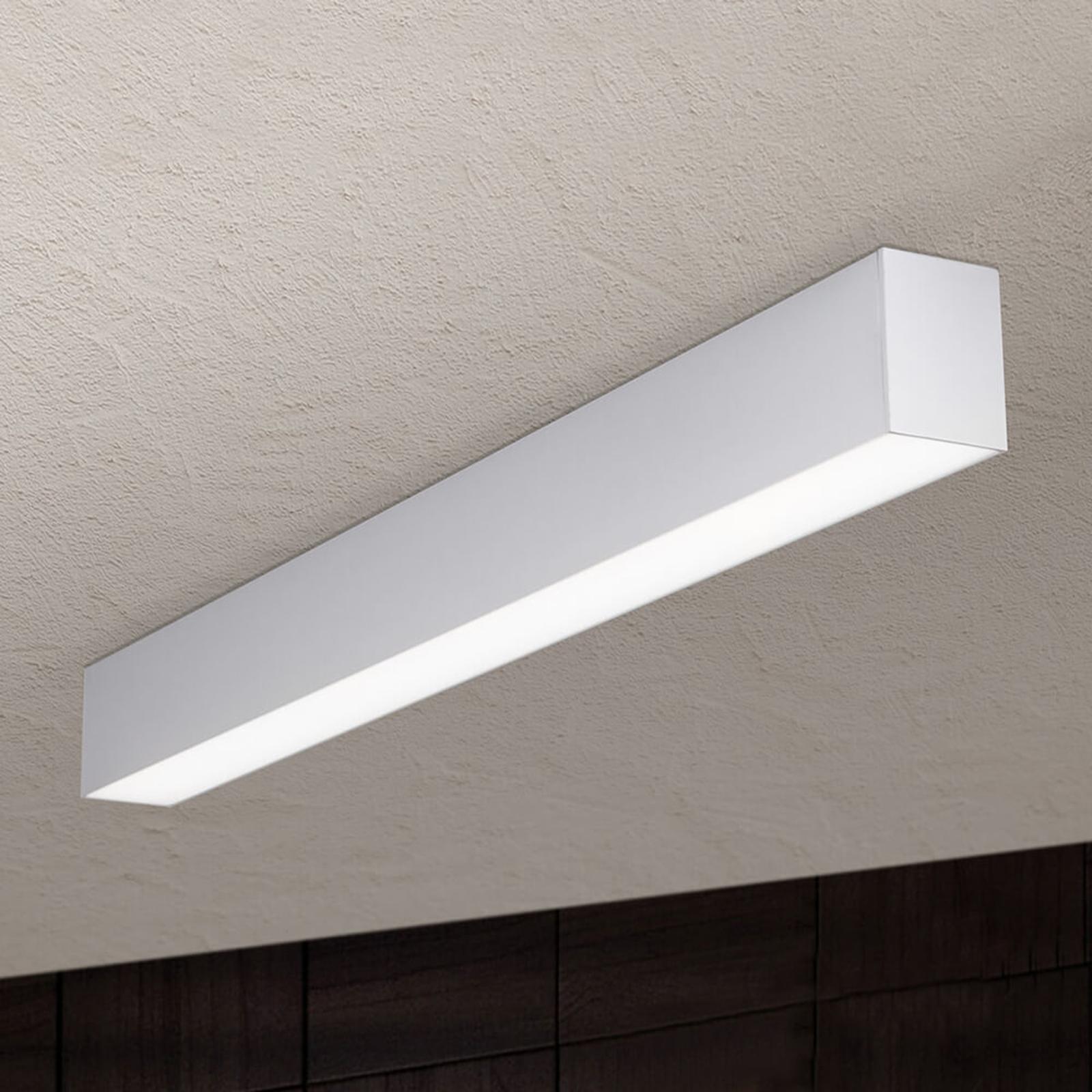 LED-kattovalaisin Sando ripustustarvikkeilla 86 cm
