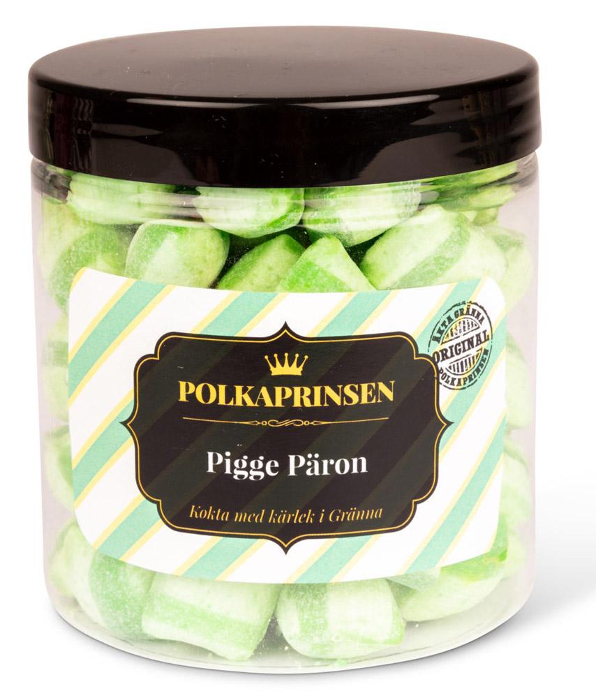 Polkaprinsen - Pigge Päron 200g