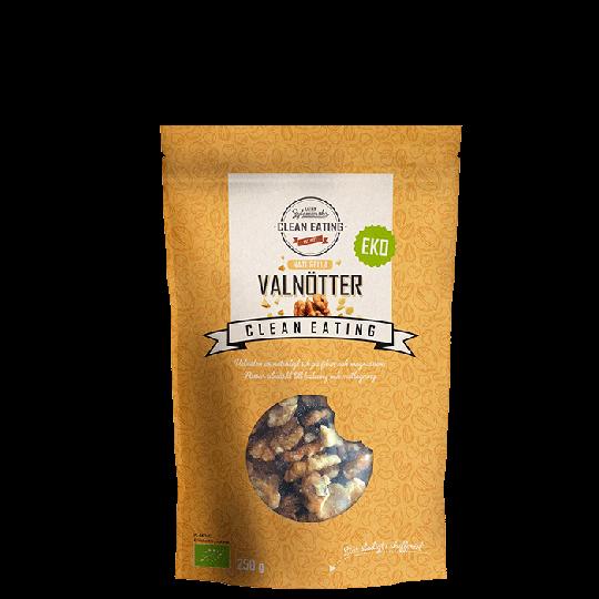 Ekologiska Valnötter, 250 g