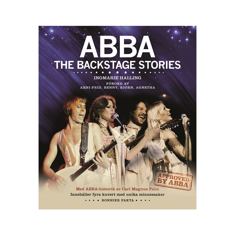 ABBA The backstage stories - 65% rabatt