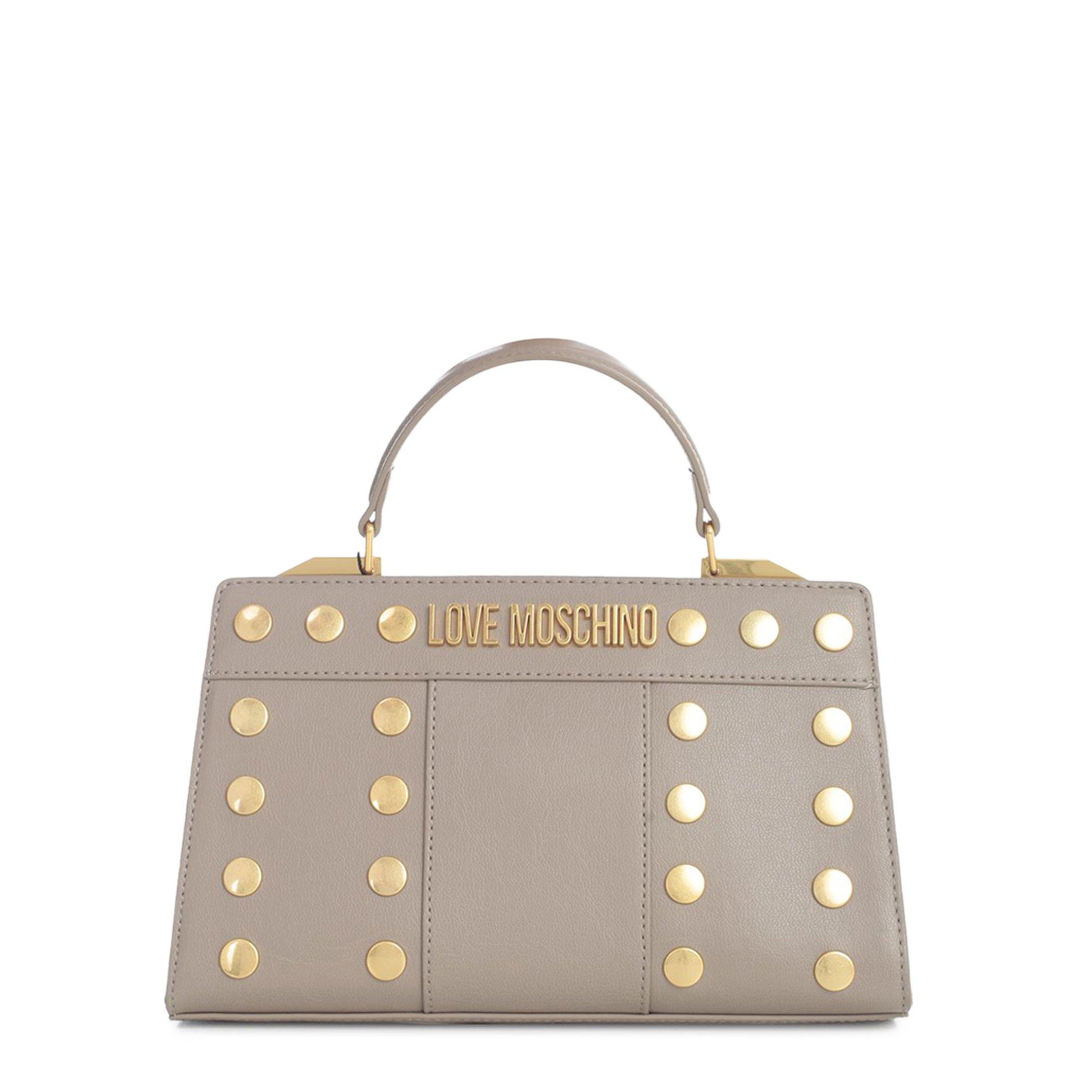 Love Moschino Women's Handbag Various Colours JC4219PP1DLM0 - grey NOSIZE
