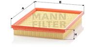 Ilmansuodatin MANN-FILTER C 2569