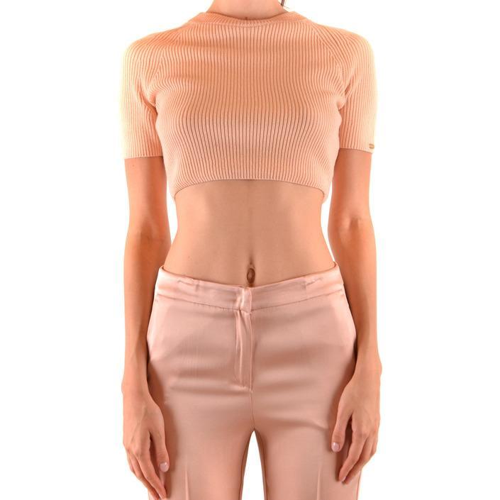Elisabetta Franchi Women's T-Shirt Pink 168133 - pink 40