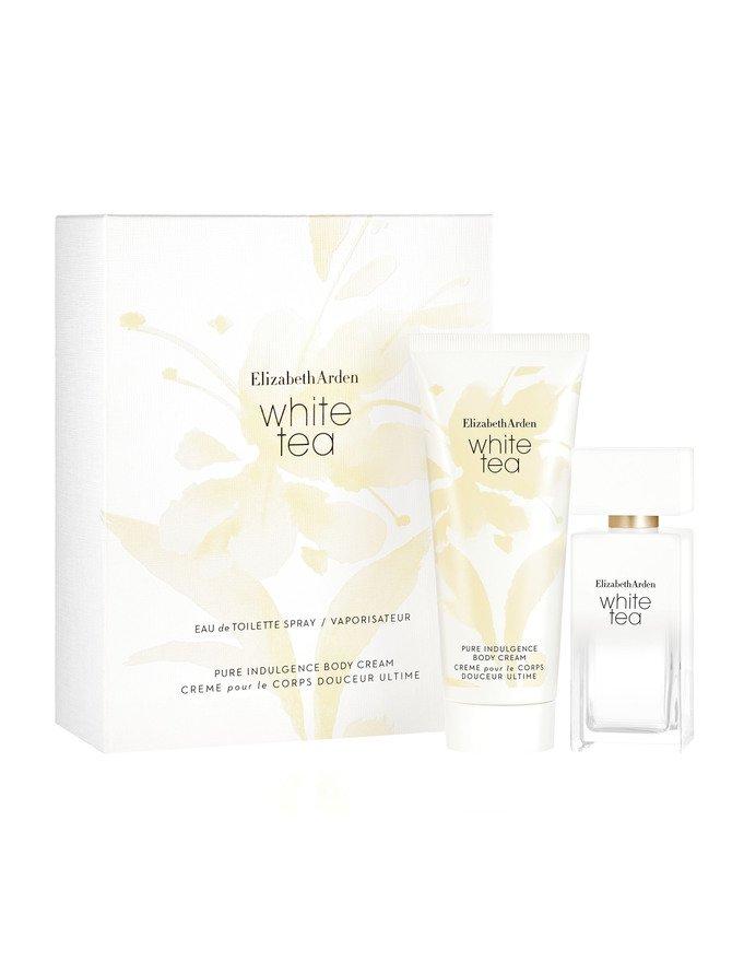 Elizabeth Arden - White Tea EDT 50 ml + Body Cream 100 ml - Gifteset