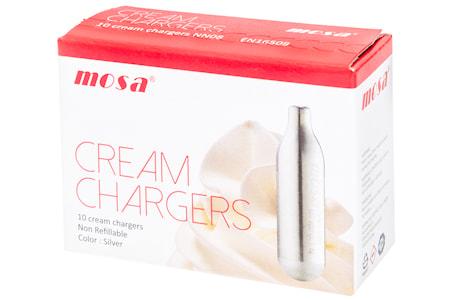 Cream Whipper charger N20 10kpl