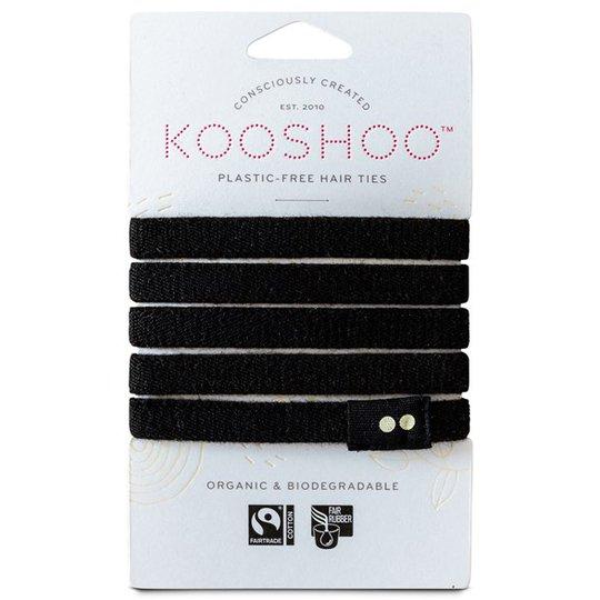 Kooshoo Ekologisk Hårsnodd, 5-pack