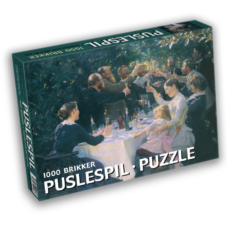 Art Puzzle - Skagen #2 (1000 pieces) (LAM4218)