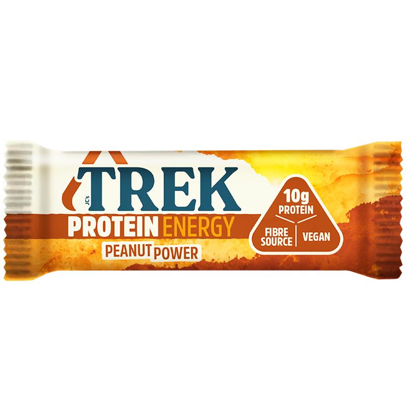 """Proteinbar """"Peanut Power"""" 55g - 61% rabatt"""