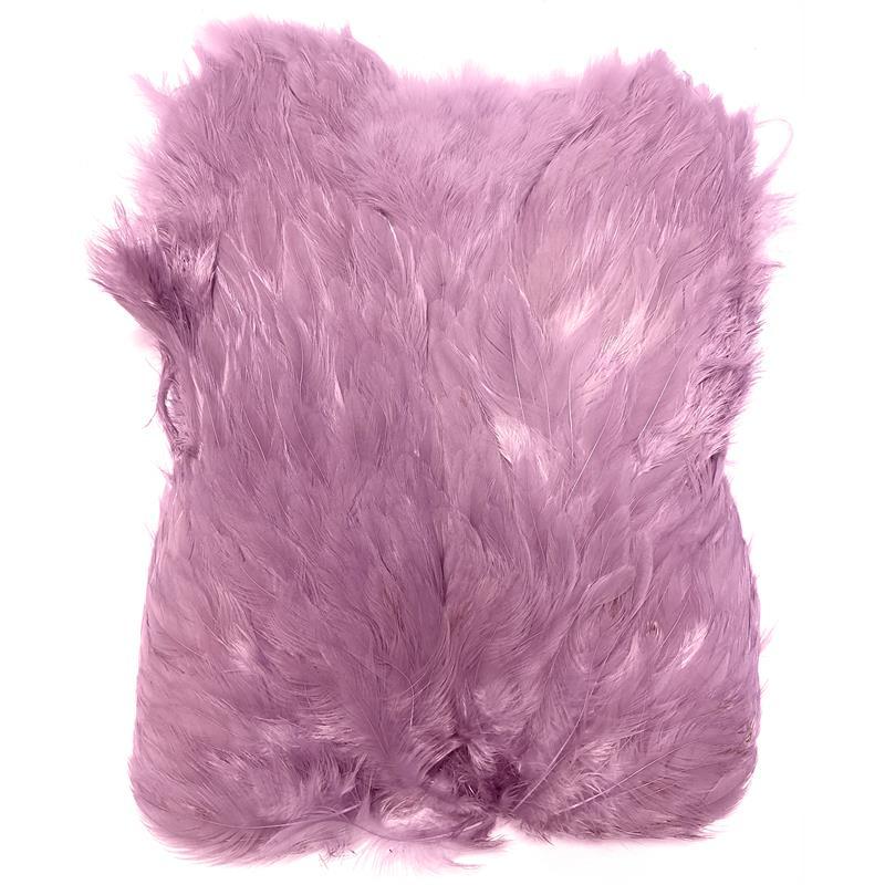 Softhackle patch Dark Lavender