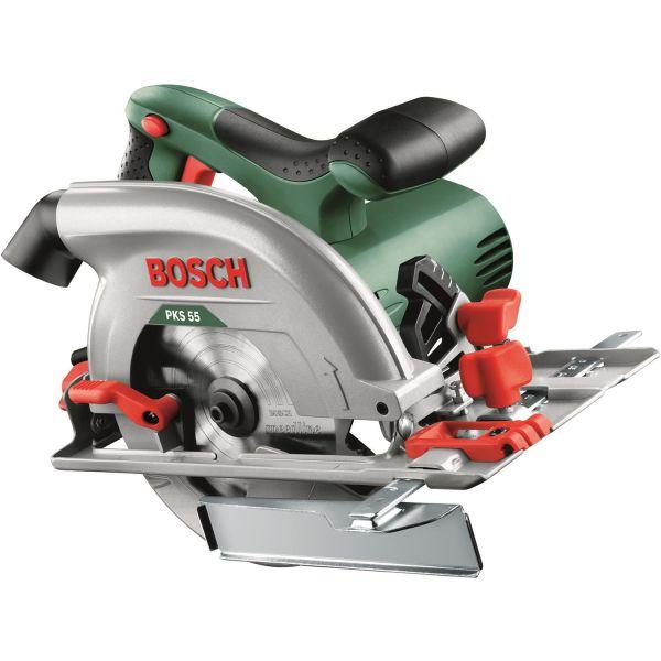 Bosch DIY PKS 55 Sirkelsag 1200 W