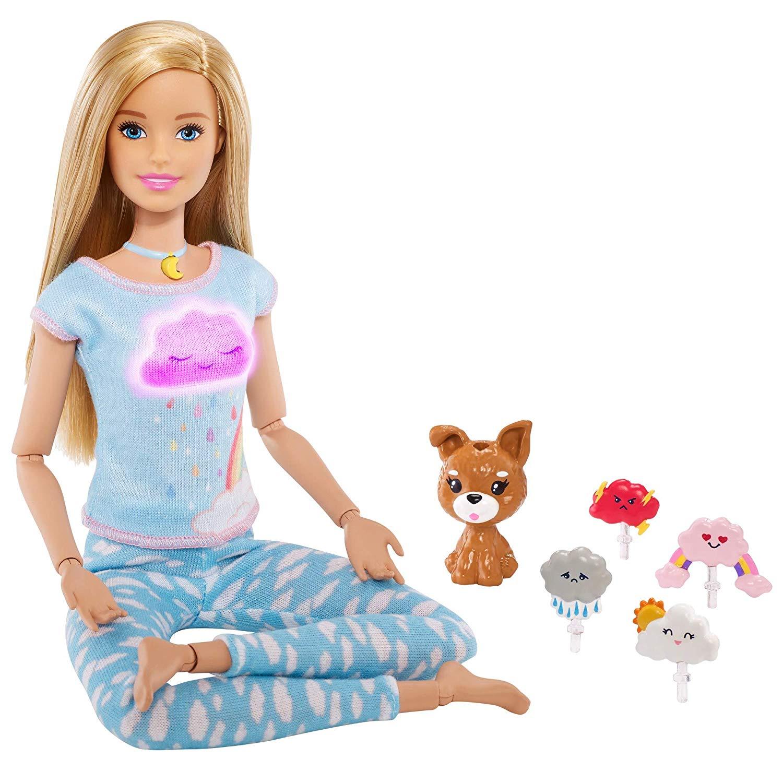 Barbie - Wellness - Meditation (Blonde) (GNK01)