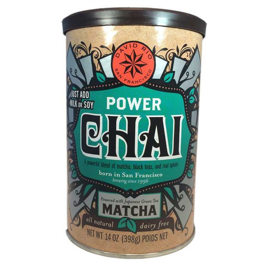 Power Chai Latte mix - 70% rabatt