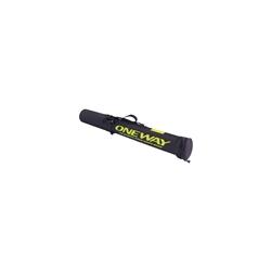 Oneway Ski Pole Tube Small - Black - 3 Pairs
