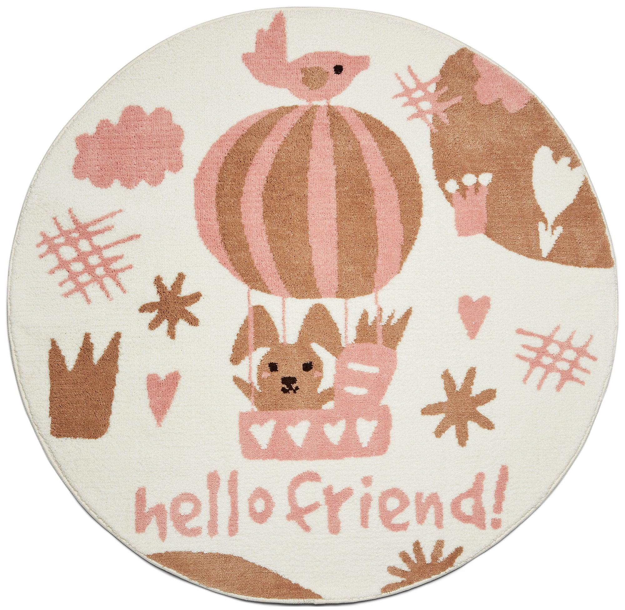 Alice & Fox Matto Hello Friend 120 cm