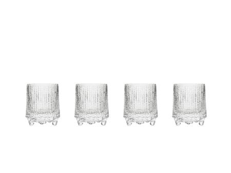 Ultima Thule glas 5 cl klar 4 st