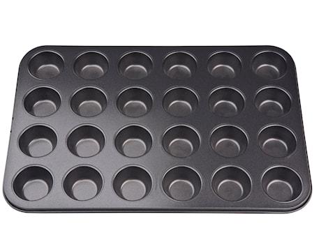Classic Muffinsform Mini 35 cm Svart