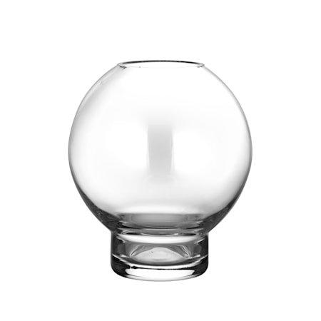 Lyslykt/Vase Glass 14cm