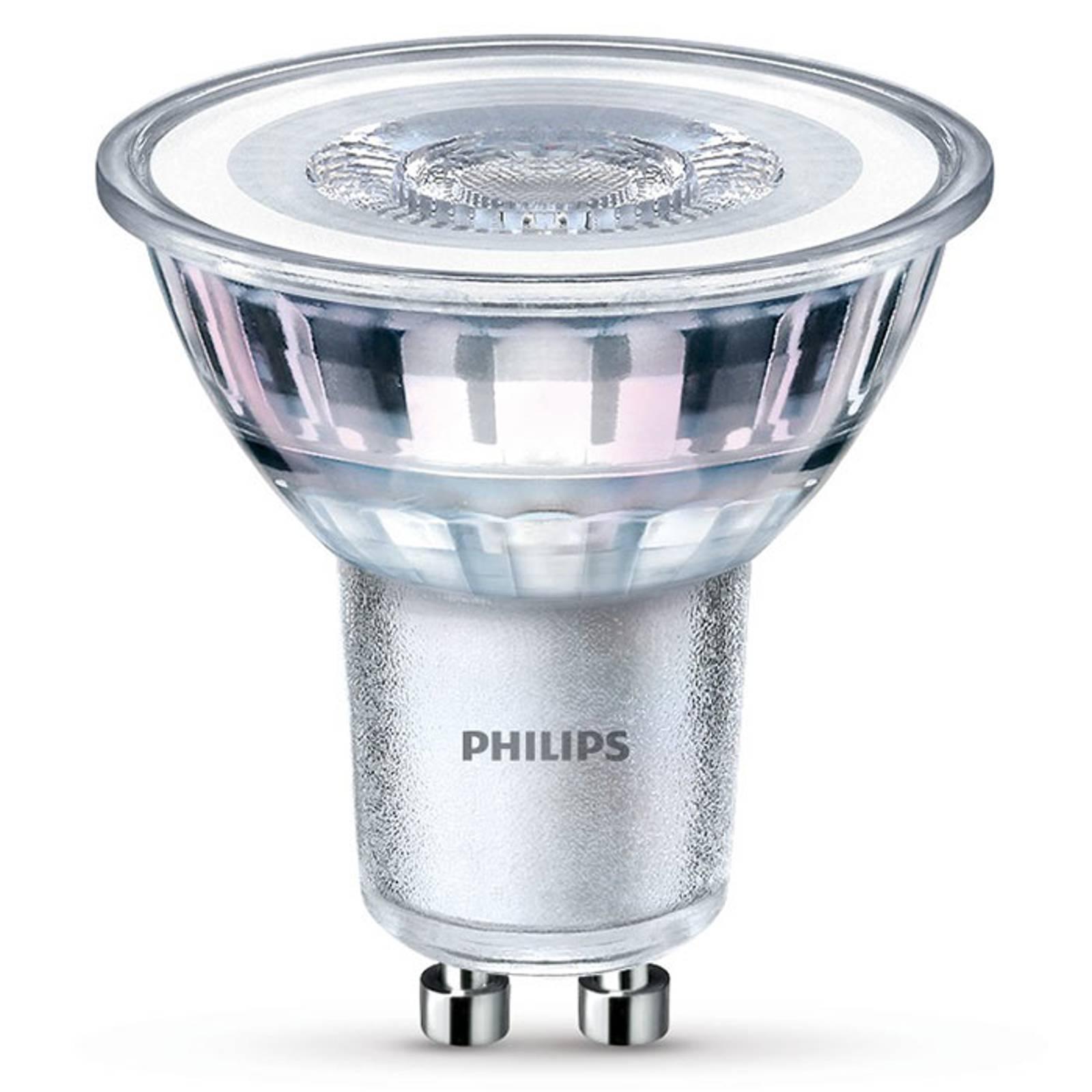GU10 PAR16 -LED-heijastinlamppu 4,6W, 2 700K