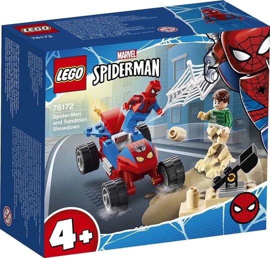 LEGO Super Heroes 76172 Sluttoppgjør Mellom Spider-Man Og Sandman